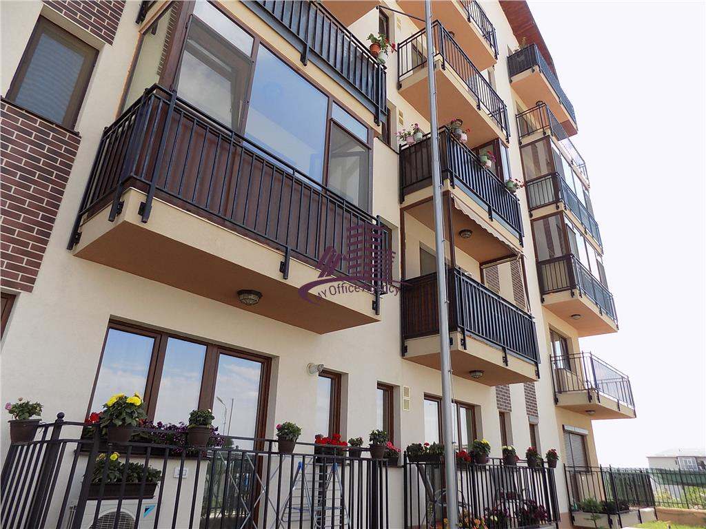 Apartament 2 camere decomandat in bloc nou Valea Lupului