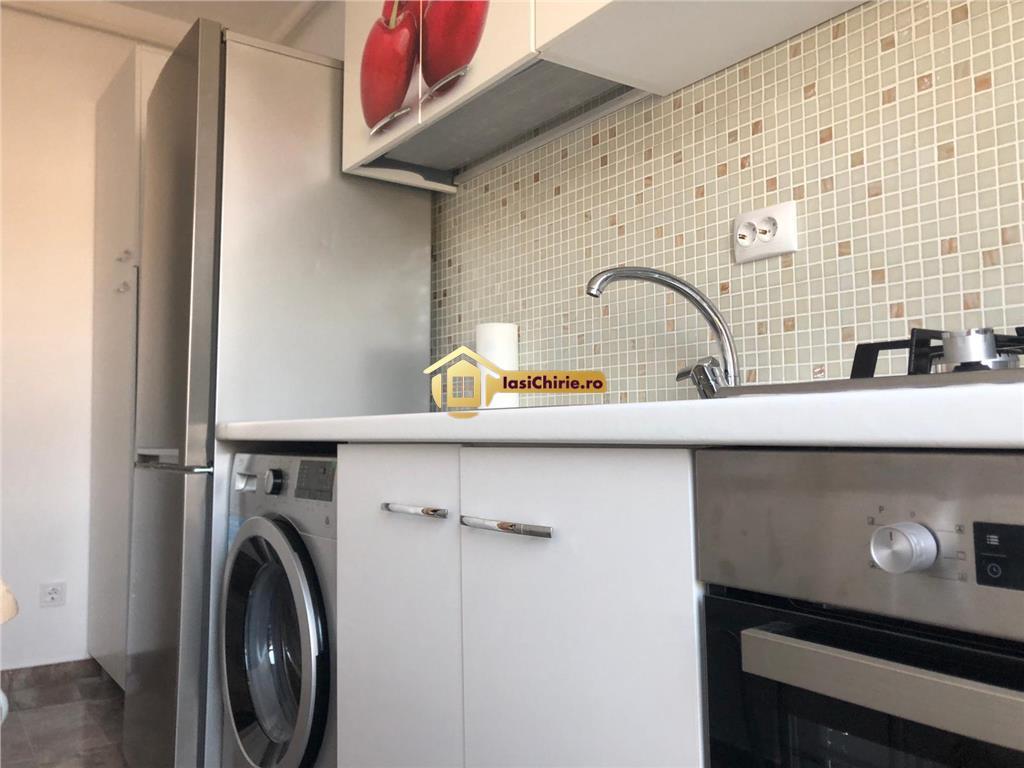 PRIMA INCHIRIERE Apartament cu o camera, mobilat complet