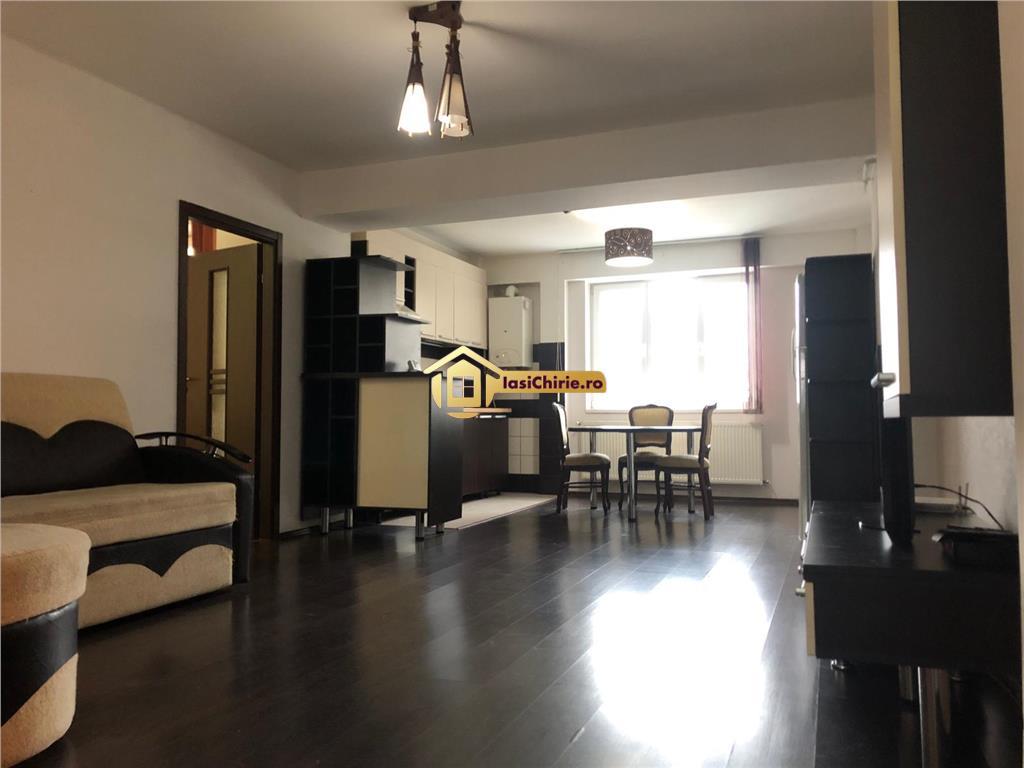 Apartament de inchiriat cu 2 camere, parcare inclusa