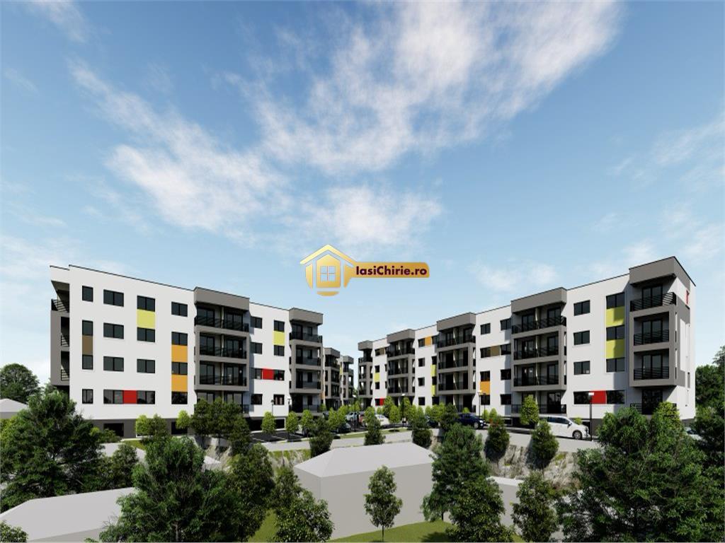 Tatarasi, apartament 3 camere, 62 mp utili