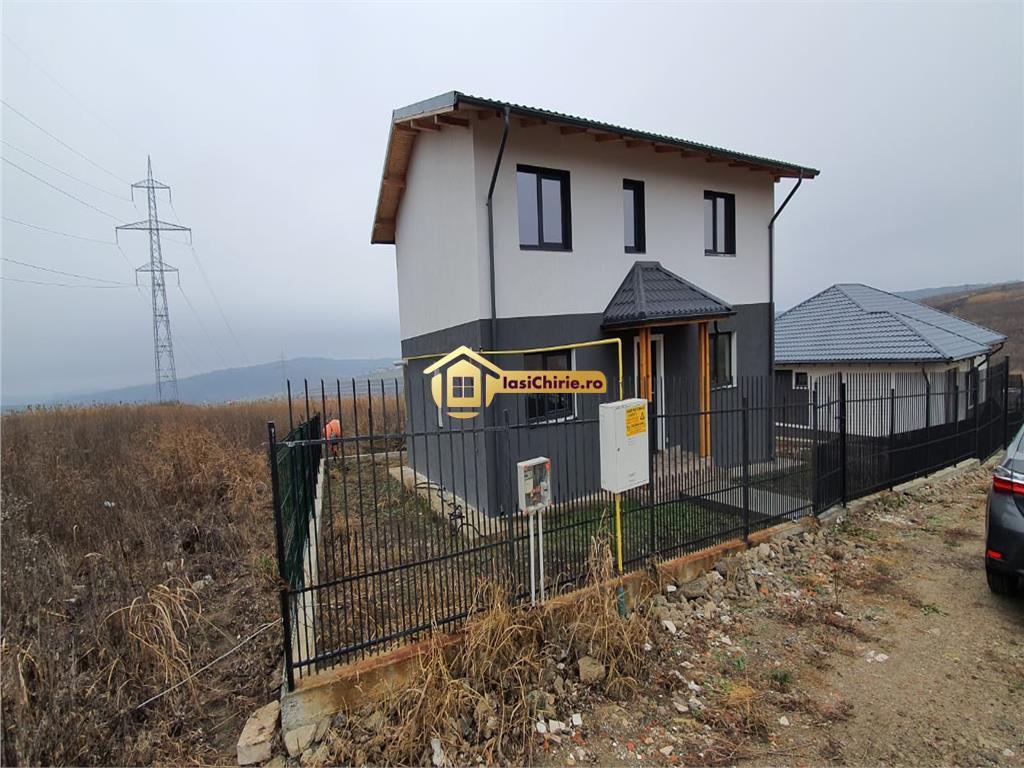 Casa individuala P+ 1 Miroslava cu 3 camere constructie 2018