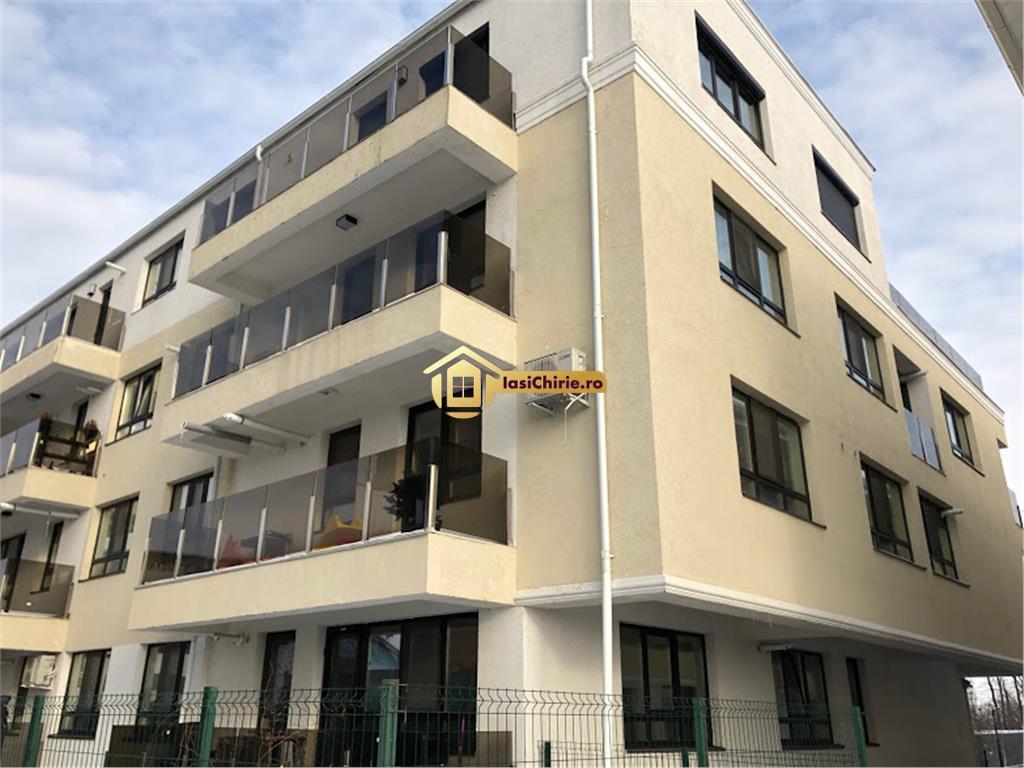 Zona centrala, apartament cu 2 camere, bloc 2018