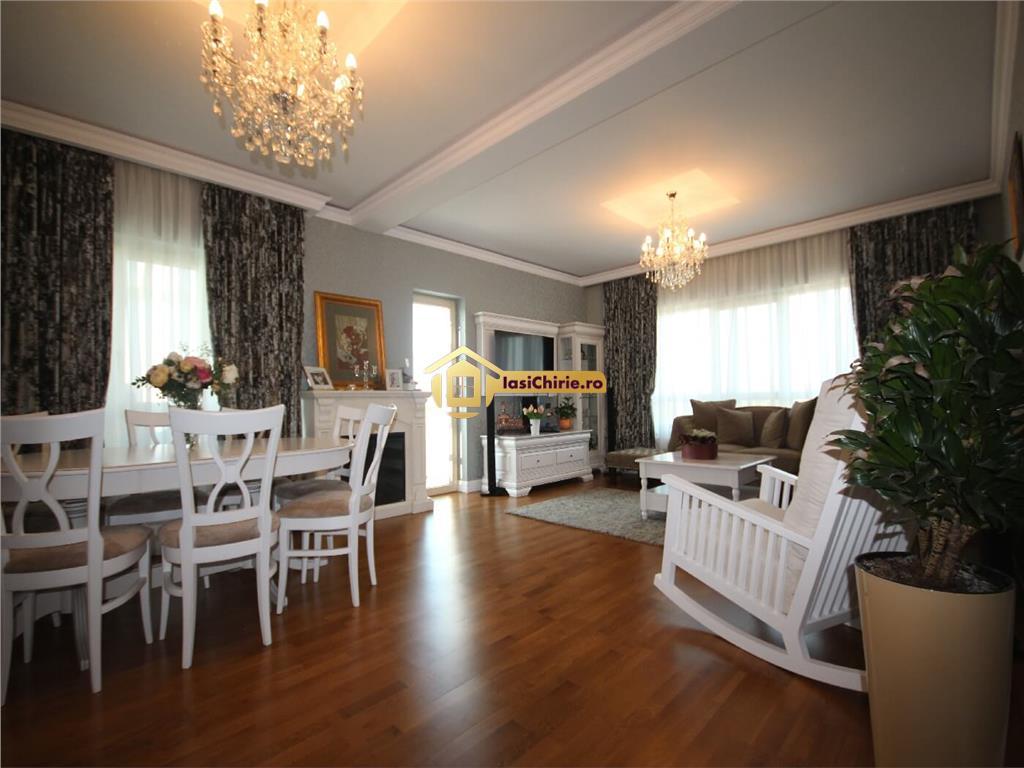 Apartament de vanzare, semicentral, 3 camere