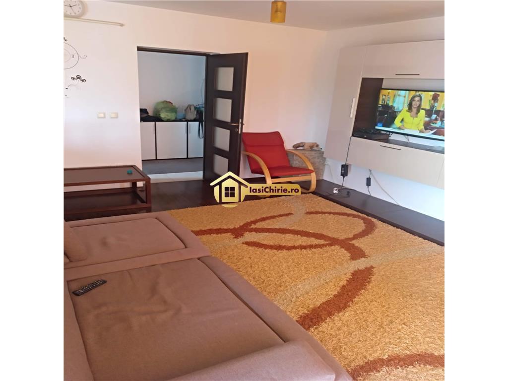 Inchiriere apartament 3 camere 90 mp Bucium