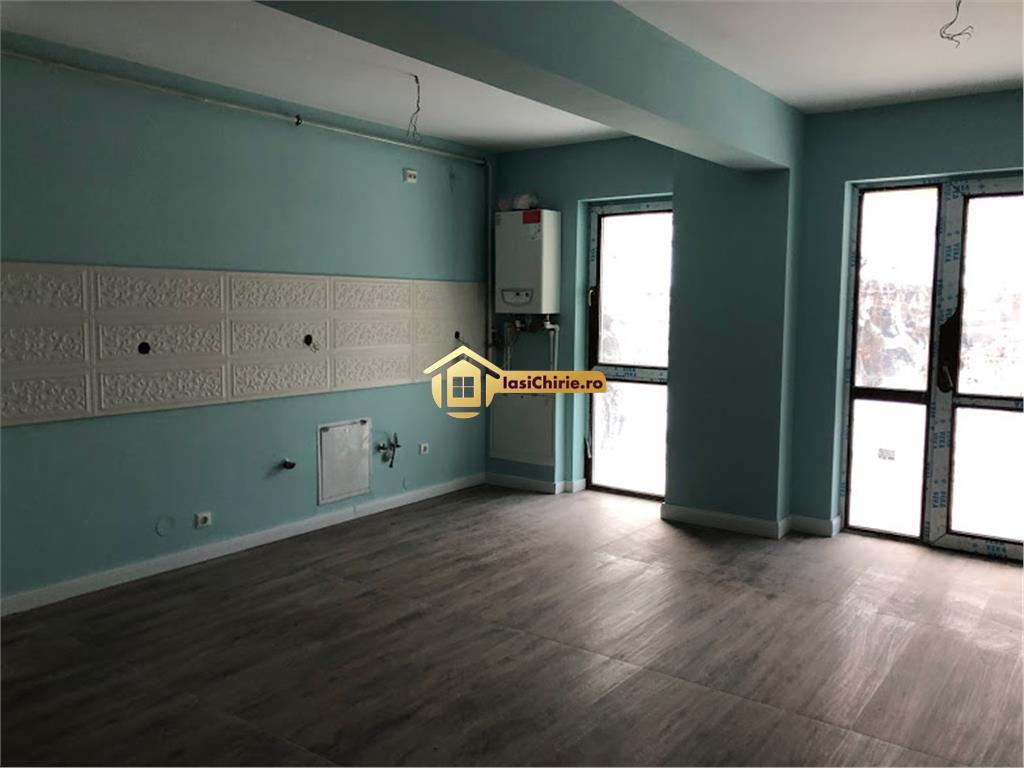 Tatarasi, apartament 2 camere decomandat, terasa proprie