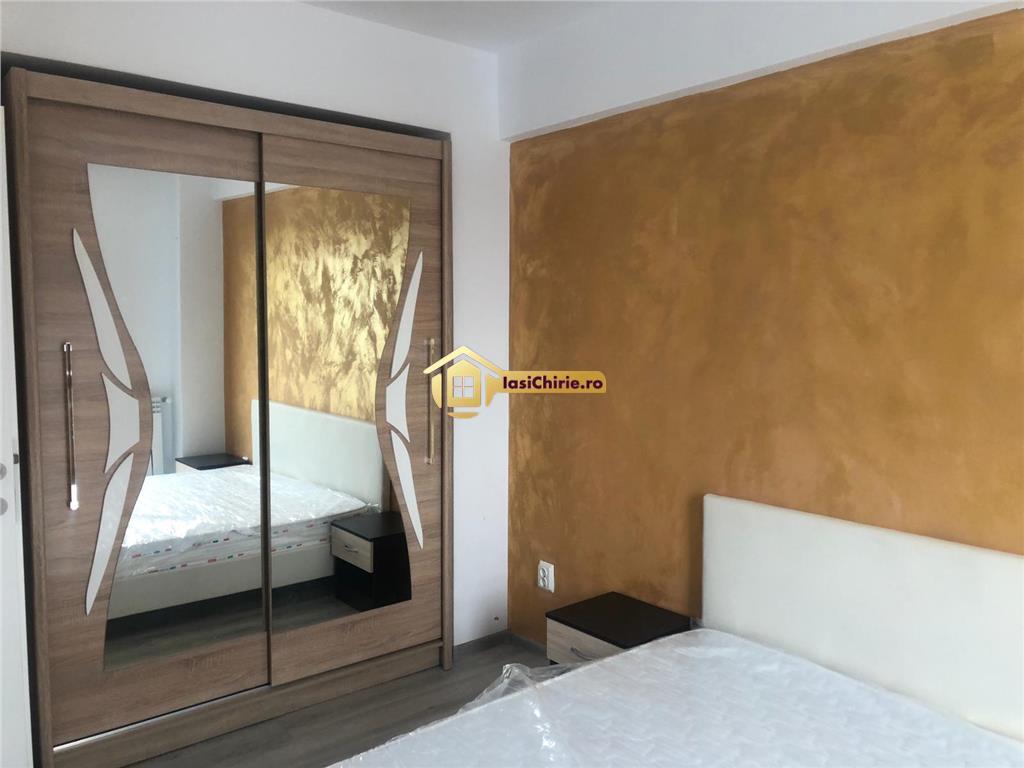 Tatarasi, PRIMA inchiriere 2 camere bloc nou