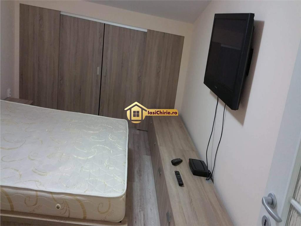 Apartament cu 2 camere, Tatarasi, bloc nou