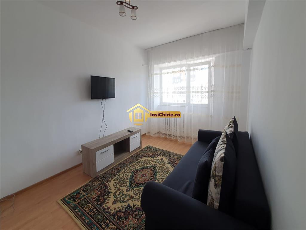 Apartament de inchiriat cu 3 camere, decomandat, Pacurari