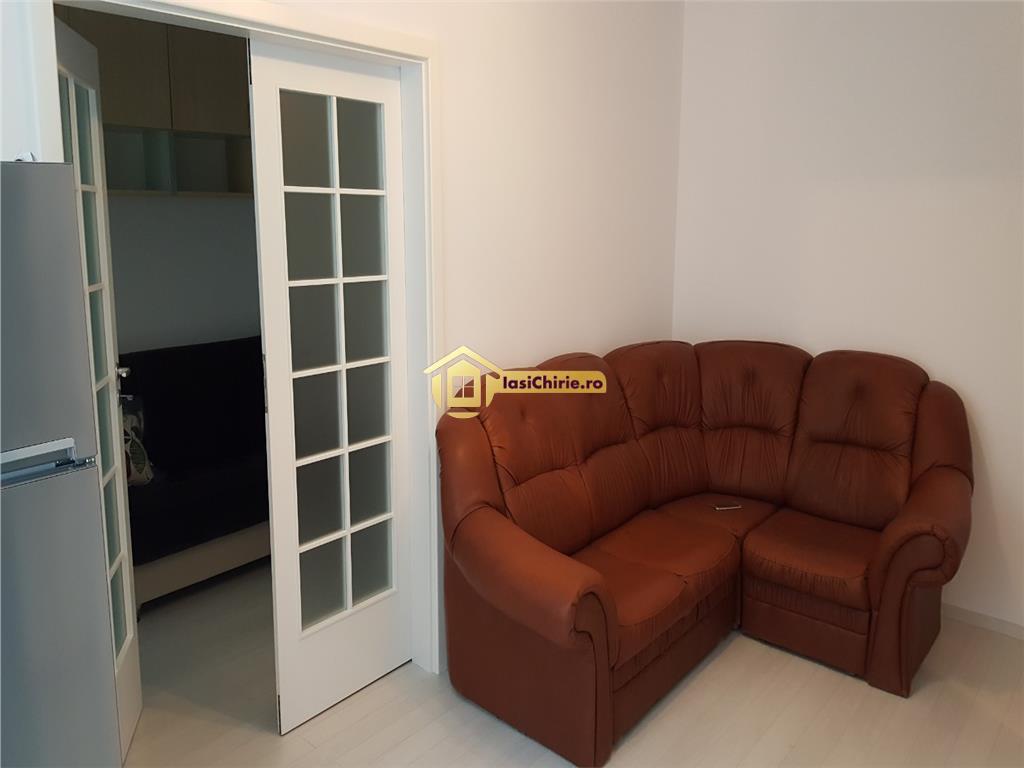Apartament de inchiriat cu o camera situat in Podu Ros, in spate la 1001 Articole
