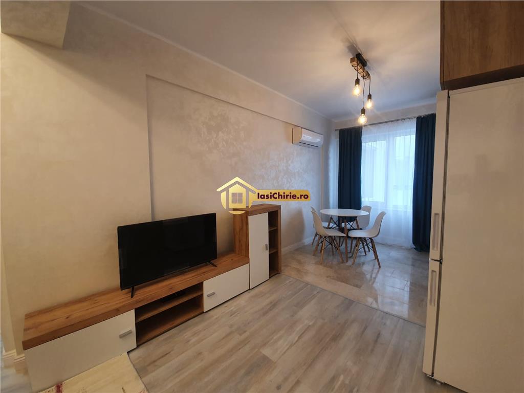 Apartament de inchiriat cu 2 camere situat in Copou, Royal Town