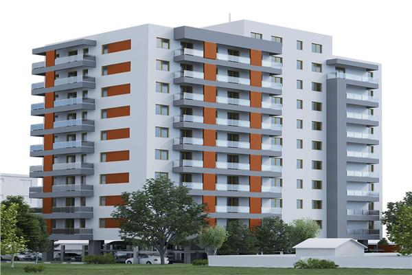 Apartament 2 camere open space Nicolina bloc nou