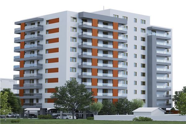 Apartament 59 mp utili, 2 camere decomandat Nicolina