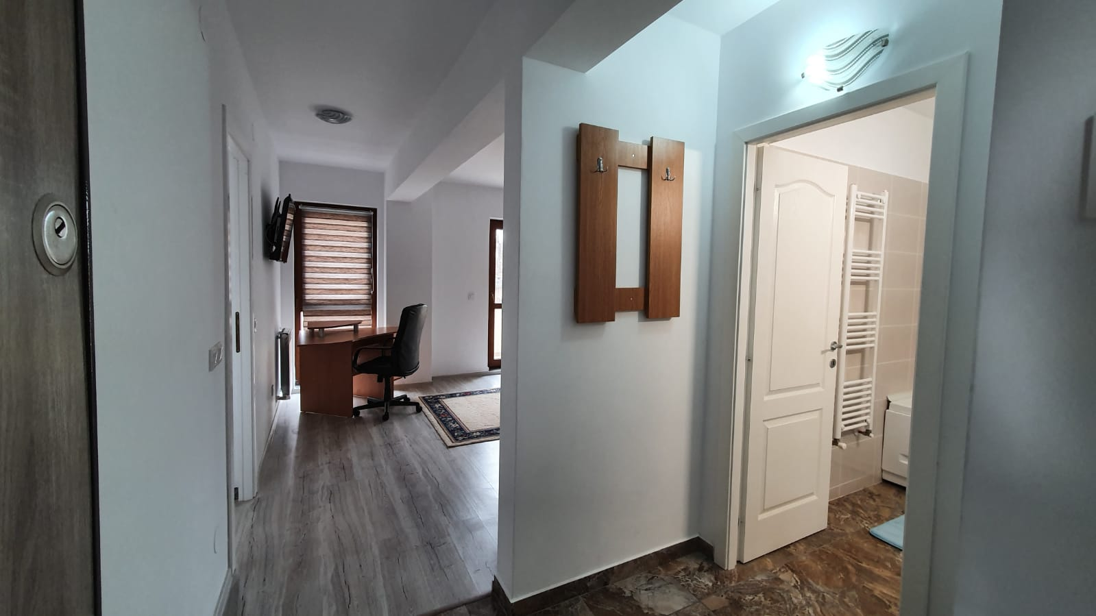 Apartament cu o camera, mobilat complet, Tatarasi