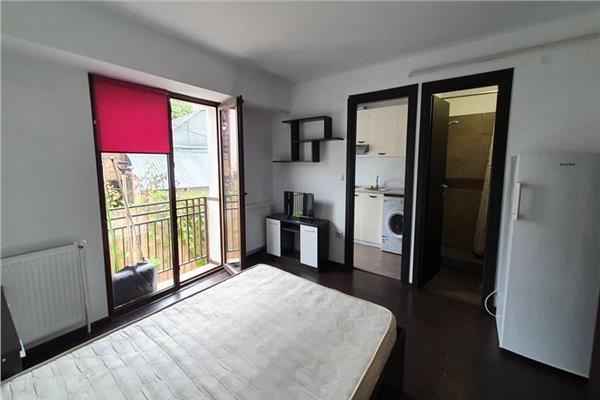Apartament cu o camera Centru