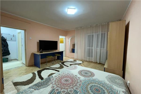Apartament de inchiriat cu o camera zona Garii